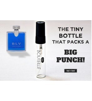 TINY BLV Pour Homme - 5 ml