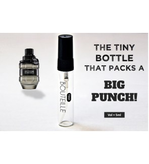 TINY Spicebomb inspired by Viktor & Rolf - 5 ml